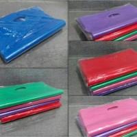 Kantong Plastik Polos Ukuran 30x40Cm 0.45MM/ Baju Onlinesho/Olshop