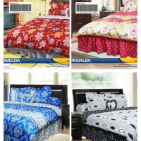 BED COVER SET CALIFORNIA / MY LOVE KING 180 X 200 / BEDCOVER SET
