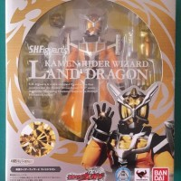Jual SHF Kamen Rider Wizard Land Dragon ori Bandai Murah