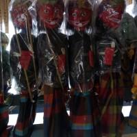 Jual Wayang Golek Cepot 65 cm Murah