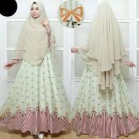 Gamis Syari Ori Sesuai Foto / Baju Muslim Wanita 15