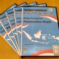 CD RPP Matematika Wajib SMA Kelas 11 Kurikulum 2013 Revisi 2017