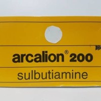 Arcalion 200 tablet isi 60's