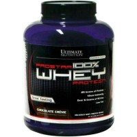 ULTIMATE NUTRITION Prostar whey 100% protein 5,28lbs nitotech wheygold