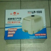 Pompa Blower Aerator Kolam & Aquarium Yamano LP-100