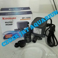 Kiyosaki Water Pump Sp 1200 / Pompa Celup Aquarium