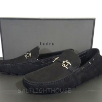 Sepatu Kulit Moccasins Pedro Original M228X
