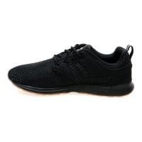 Laris League Vault Zero Tartan Sepatu Lari Pria - Hitam-Putih
