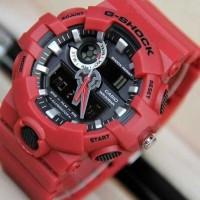 Jual Jam Tangan Pria Casio G-Shock Ga 700 Red Stjm85