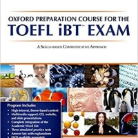 Buku The Oxford Preparation Course for the TOEFL iBT