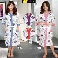 Jual Handuk Kimono Remaja dan Dewasa Murah Tsum tsum Imut Limited Edition Murah