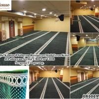 Karpet Sajadah Untuk Masjid Motif Mewah Asal Turki