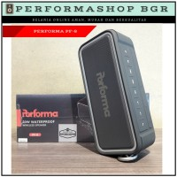 Jual Speaker Bluetooth Performa PF8 Waterproof dan Powerbank Murah