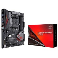 Asus ROG CROSSHAIR VI Hero (AM4, AMD Promontory X370, DDR4, USB3.1)