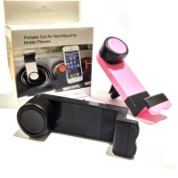 Car Air Vent Mount Smartphone Holder Handsfree - Pegangan HP di Mobil