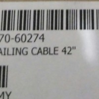 trailing cable hp designjet 500 42 inch original C7770-60274
