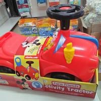mainan mobil riding mickey