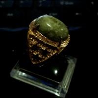 Jual C015 Cincin Batu Akik Sojol (Natural) Murah
