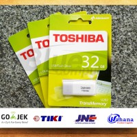 Jual Flashdisk Toshiba 32GB/ Flash Disk /Flash Drive Toshiba 32 GB Murah