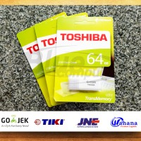 Flashdisk Toshiba 64GB/ Flash Disk /Flash Drive Toshiba 64 GB