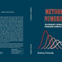 Metode Numerik Dilengkapi Dengan Program Komputer - Bambang Triatmodjo