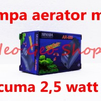 mesin pompa gelembung udara aerator air pump aquarium MINI grosir