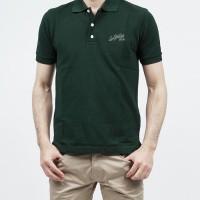 Jual Kaos Polo Shirt  LV Premium JADE Green  Murah