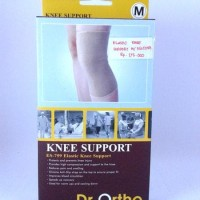 Es-759 Elastic Knee Support With Silicone Dr. Ortho/ Orthopedic
