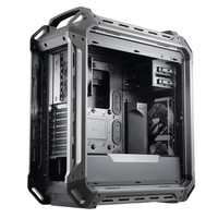 Gaming Case Panzer Max Cougar-Full Tower-Military Style Design-PSU Cvr