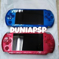 PSP 3000 +8GB Slim New Refurbished ORIGINAL SONY