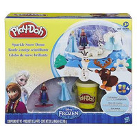 Jual PlayDoh Sparkle Snow Dome - PlayDoh Frozen Murah