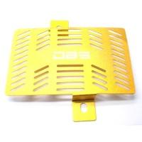 TUTUP RADIATOR CNC SUPRA GTR GOLD