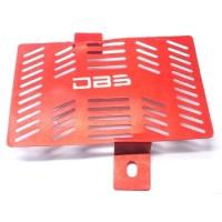 TUTUP RADIATOR CNC SUPRA GTR RED