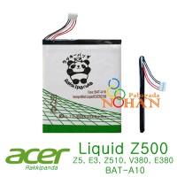 Baterai Acer Z5 Z500 E3 Z510 V380 E380 BAT-A10 Double IC Protection