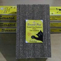 Jual Cat Scratching Pad - Cakaran kucing - Mainan Kucing - Garukan kucing Murah