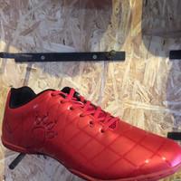 Sepatu futsal kelme original Star 9 red new 2017