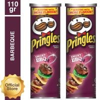 harga [buy One Get One Free] Pringles Barbeque 110gr - As2-pe11012 Tokopedia.com