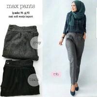 Celana Panjang Wanita/Kerja/Kantor/Casual/Max Pants