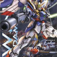 Gundam Wing Fighter XXXG-01W