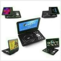 TORI HOME 7in dvd portable alat pemutar kaset dvd vcd mp3 mp4 video tv