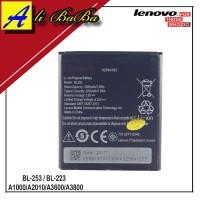 Baterai Handphone Lenovo BL-253 A1000 A2010 A3800 Battery HP Lenovo