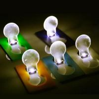 Jual Lampu kartu LED Tipis - Lampu Darurat Murah