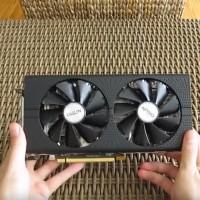 VGA READY STOCK !!! SAPPHIRE RX 480 4G D5 OC NITRO+ AMD Radeon