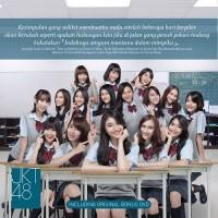 JKT48 Indahnya Senyum Manismu (CD+DVD)