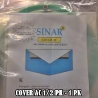 Cover AC (Plastik Service AC) 1/2 PK - 1 PK