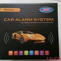 Alarm Mobil TUK TUK Remote Kunci merk RWB New Edition