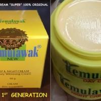 CREAM TEMULAWAK ORIGINAL Holo Gold / Emas Besar - craem Siang & Malam