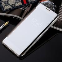 Casing Hp Cover Samsung S5 S6 S6 EDGE S7 S7 EDGE Flip Mirror Auto Lock