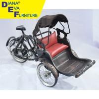 Mainan / Miniatur Sepeda Becak (HAC-28)