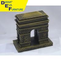 Mainan / Miniatur Monumen Arc de Triomphe(HAC-20)